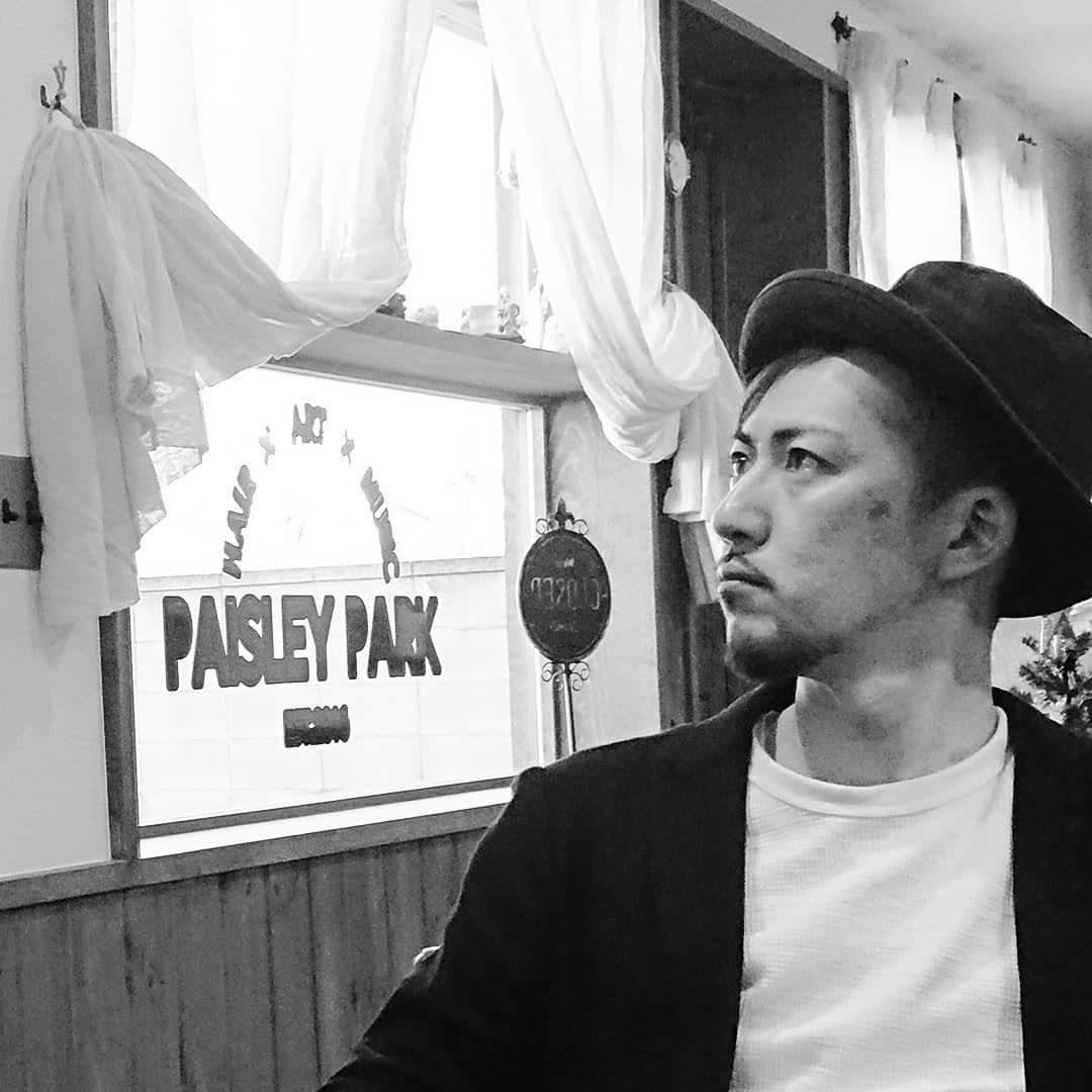 ペイズリーパークby町田聖彦/ショート美容師/カラー美容師